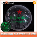 Newest OEM products customized pattern outdoor lighted balls christmas led light balls