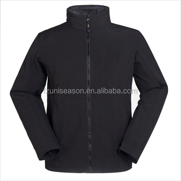 custom Crane Sports Sportswear fleece softshell winter jacket