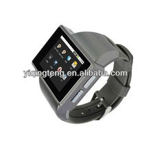 2012 High technology smart watch cell phone