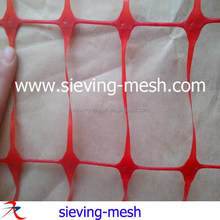 100% HDPE Plastic Warning Net/Plastic Orange Safety Fence Net Factory Prices