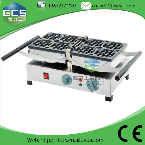 High quality China egg waffel maker