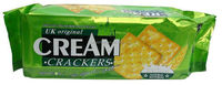 cream cracker biscuits
