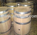 Oak barrels 59 gallons