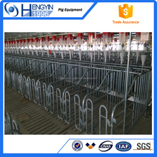 Gestation fence/portable horse stall/wall bars