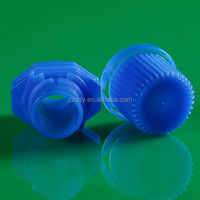 on the pouch liquid beverage mirror aluminium screw caps