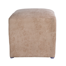 wood solid Suede sofa stool children bedroom <strong>furniture</strong>