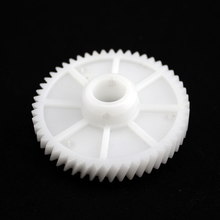 injection plastic mold for printer plastic gears from China supplier