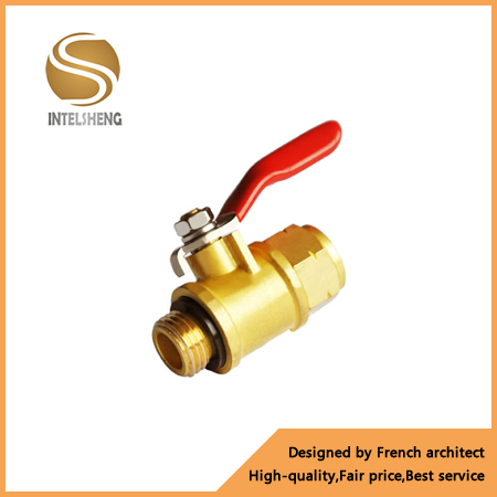 "1/4"" Female x 1/4"" Male Shut Off Valve Water/Air/Pneumatic/Fluid Oil and Gas"