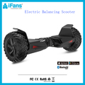 2017 most popular Christmas gift smart scooter electric hoverboard with bluetooth, APP