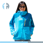 2017 Fashionable Windproof Waterproof Outdoor 3 in 1 Inner Removeable Jacket With OEM Service