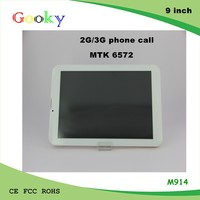 9 inch Quad core Android 4.4 dual SIM card cheap tablet 3G tablet pc wifi with 8GB Rom