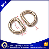 High quality metal ring for bag accessory