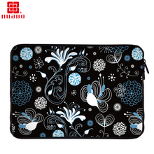 Canvas Laptop Bag Sleeve Case 13''15''17''18'' inch, Notebook Case for ipad Tablet Bag for Mac Book