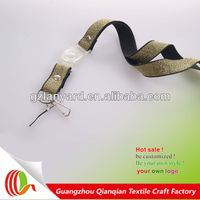 High quality shiny lanyard for sale