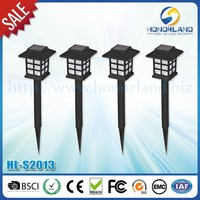 Popular Style White Led Plastic Solar