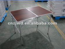 Outdoor aluminum folding furniture/garden furniture/leisure tables