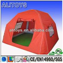 inflatable tent sealed tent small airtight tent inflatable camping tent