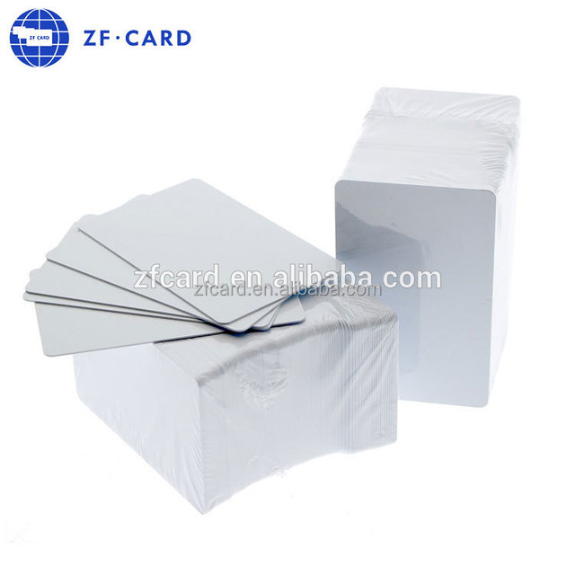 blank inkjet printable pvc id cards for epson l800 printer