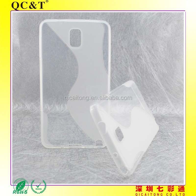 manufacturers price phone cover s line case for N9000 N9002 NOTE3