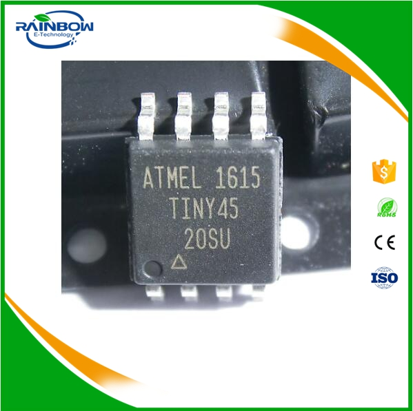 Hot offer ATTINY45-20SU ATTINY45 IC MCU 8BIT 4KB FLASH 8SOIC in stock