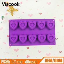 Chinese Supplier Silicone Candy Form For Chocolate Mould