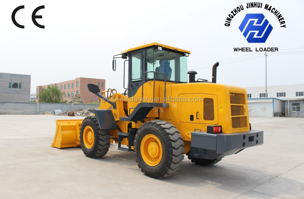 3 ton construction wheel loader for sale