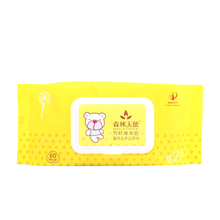Add Aloe Essence Fresh Scented Antibacterial Cleaning Wet Wipes Wet Tissue Clean