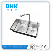 D8245 mixing bowls kitchen accessories stainless steel pedicure sinks for sale