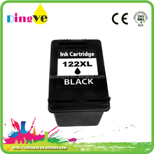 Remanufactured Ink Cartridge Black for hp 122