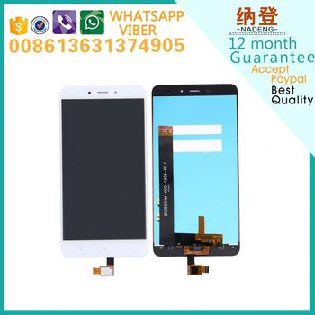 Hot selling lcd screen for XiaoMi Redmi note 4 display