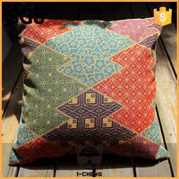 Touch Feeling Elephant Customized design square car chair cushion