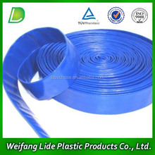 10inch large diameter plastic lay flat water irrigation pipe hose