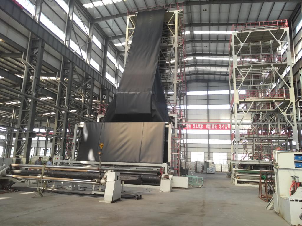 Geomembrane Producing