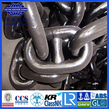 38mm stud link anchor chain with ABS cert