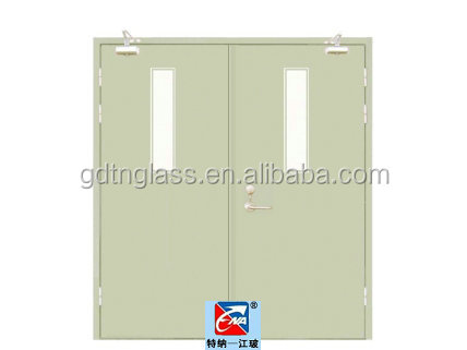TENA (TN-XH-GFM) electrostatic powder coated fireproof steel doors