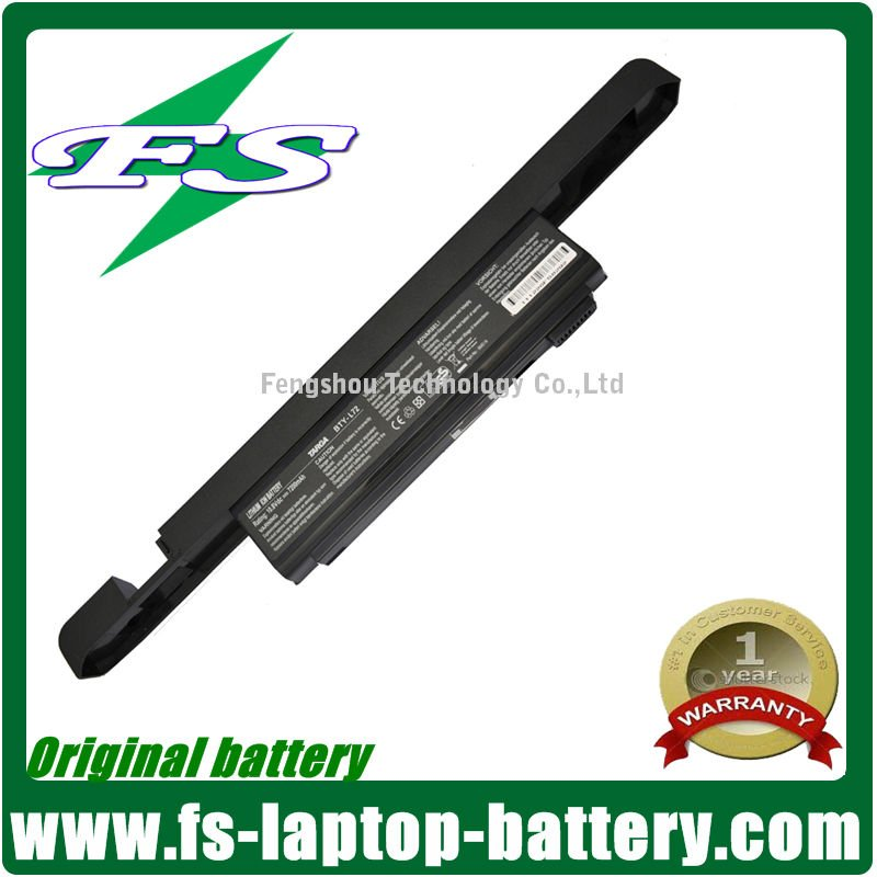 "10.8V 7200Mah Original Laptop Battery for Traveller 1591 TARGA Traveller 1591 15.6"" Notebook"