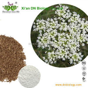 Factory Supply Cnidium Monnieri Extract, hot sex women and animal plant osthole