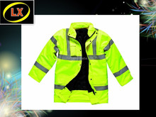 Outdoor Hi Vis High Visibility Safety Garment