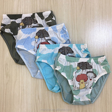Children's underwear cotton boxer briefs boys close models accept OEM/ODM 7121#