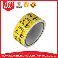 China Diamond grade vinyl adhesive letters stickers
