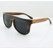 Professional OEM/ODM Factory Supply cr39 wooden sunglasses handmade bamboo