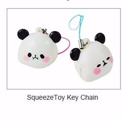 China Wholeseller Tomato Phone Strap Toy