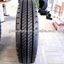 Radial truck tyres 12R22.5,Gencotyre,Japan technology,high quality