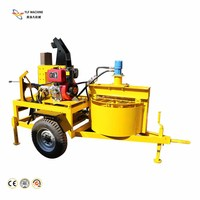 M7MI portable hydraulic clay brick making machine