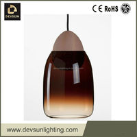 Modern light with colorful lampshadeDP15213A