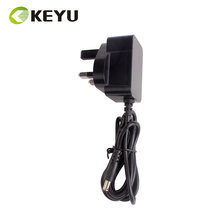 US EU UK plug 9v 1.5a 1500ma ac dc power adapter 9volt 1500ma router charger