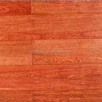 Natural Birch solid wood flooring