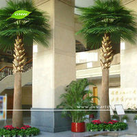 GNW APM026 palm tree tower artificial palm tree plants for outdoor decoration