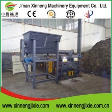 wood oil palm empty fruit bunch fiber pellet making machine