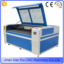 Double heads die board 300W Laser cutting machine